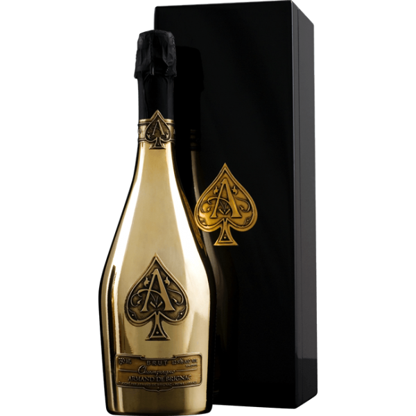 champagne de luxe