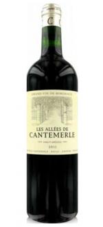 LES ALLEES DE CANTEMERLE 2012 - SECOND VIN DU CHATEAU CANTEMERLE