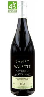 ANTONYME 2016 - DOMAINE CANET VALETTE