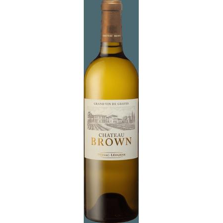 Achat chateau brown 2015 vin blanc au meilleur prix du net for Prix du gravillon blanc