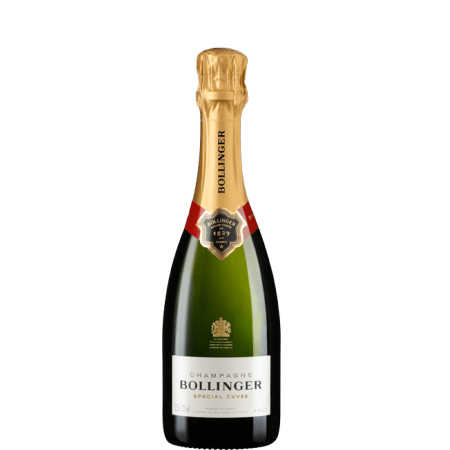 CHAMPAGNE BOLLINGER - SPECIALE CUVEE - DEMI BOUTEILLE