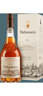 PALE & DRY X.O - COGNAC GRANDE CHAMPAGNE DELAMAIN - EN ETUI