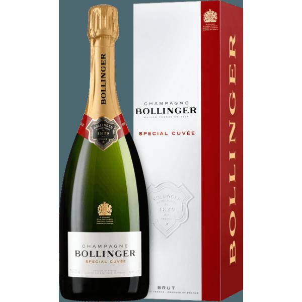 Speciale cuvee avec etui bollinger au meilleur prix - Bollinger maison fondee en 1829 ...