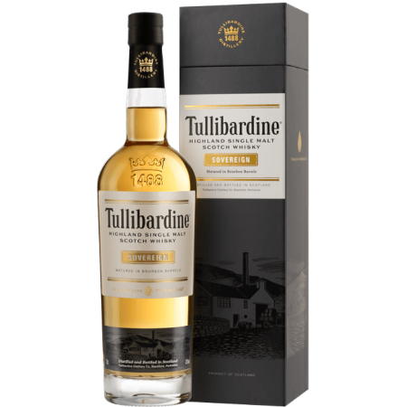 SOVEREIGN - TULLIBARDINE - EN ETUI