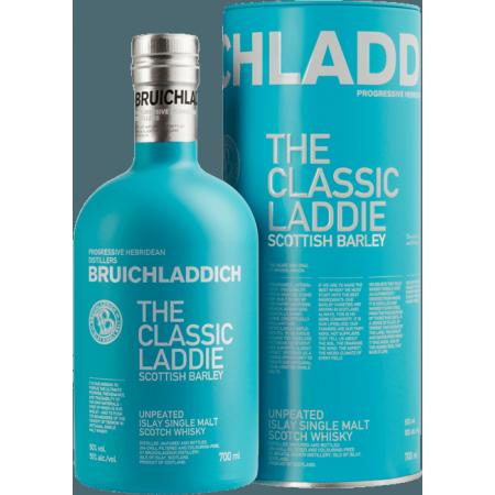 BRUICHLADDICH - CLASSIC LADDIE SCOTTISH BARLEY - EN ETUI