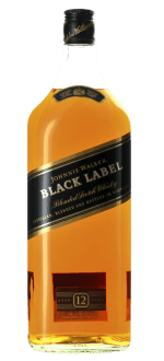 JOHNNIE WALKER BLACK LABEL - 12 ANS - MAGNUM