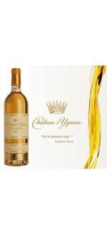 CHATEAU YQUEM 2003 - 1er cru classé supérieur ( France-Bordeaux-Sauternes AOC-Blanc-0,75L )