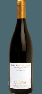 BERNARD FOUQUET - DOMAINE DES AUBUISIERES - VOUVRAY MOELLEUX - PLAN DE JEAN 2015