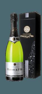 CHAMPAGNE HATON et FILLES - BLANC DE BLANCS