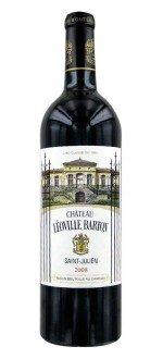 Chateau LEOVILLE BARTON - 2ème cru classé 2008 ( France-Bordeaux-Saint-Julien AOC-Rouge-0,75L )