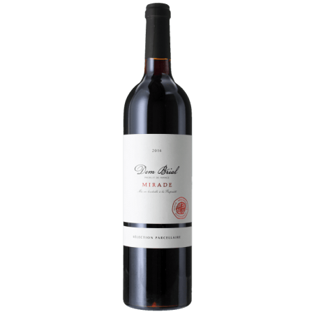 MIRADE ROUGE 2015 - VIGNOBLES DOM BRIAL