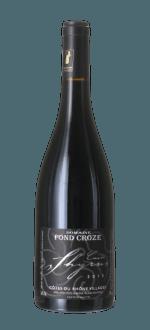 CUVEE SHYRUS 2015 - DOMAINE FOND CROZE