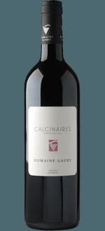 LES CALCINAIRES 2016 - DOMAINE GAUBY