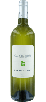 LES CALCINAIRES BLANC 2016 - DOMAINE GAUBY