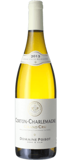 CORTON-CHARLEMAGNE GRAND CRU 2015 - DOMAINE POISOT