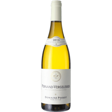 PERNAND VERGELESSES BLANC 2015 - DOMAINE POISOT