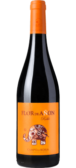 FLOR DE ANON - ROBLE 2016