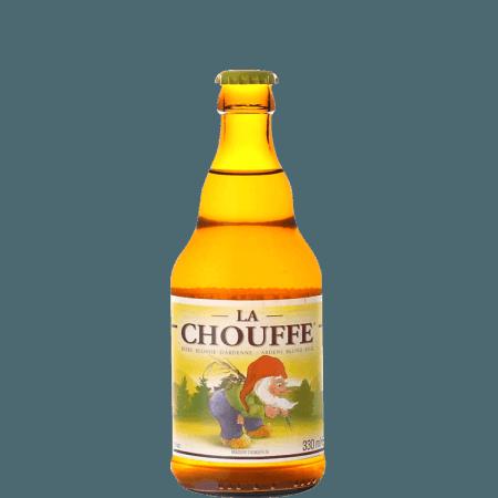 LA CHOUFFE 33CL- BRASSERIE D'ACHOUFFE