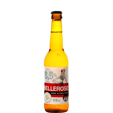 BELLEROSE BLONDE EXTRA 33CL - BRASSERIE DES SOURCES