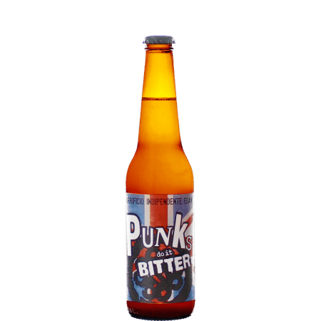 PUNKS DO IT BITTER 33CL - BRASSERIE ELAV