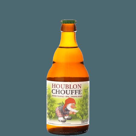 HOUBLON CHOUFFE 33CL- BRASSERIE D'ACHOUFFE