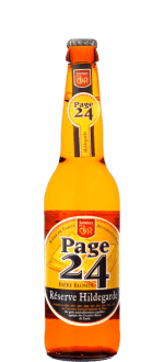 PAGE 24 RESERVE HILDEGARDE BLONDE 33CL - BRASSERIE SAINT GERMAIN
