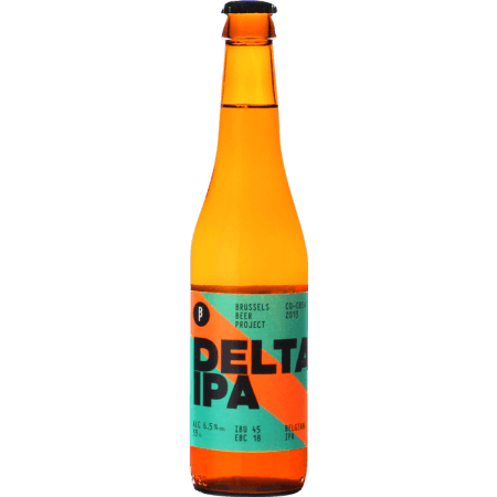 DELTA 33CL - BRUSSELS BEER PROJECT
