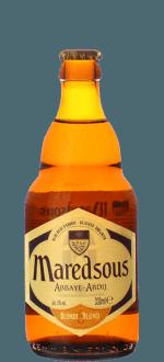 MAREDSOUS 6 BLONDE 33CL - ABBAYE DE MAREDSOUS