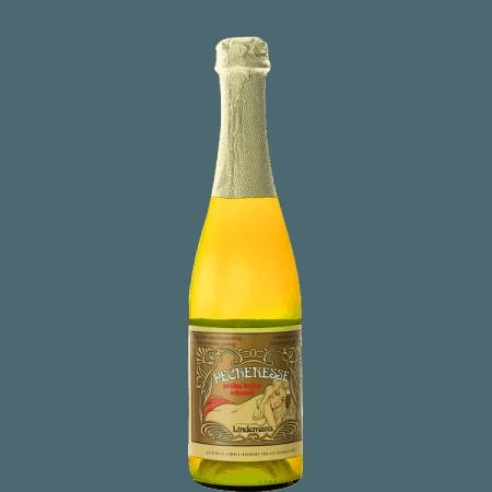 LINDEMANS PECHE - LA PECHERESSE 37,5CL - BRASSERIE LINDEMANS