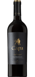 HAMMEKEN CELLARS - CAPA SINGLE VINEYARD 2016