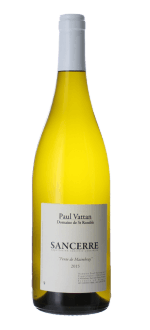 DOMAINE PAUL VATTAN - SANCERRE PENTE DE MAIMBRAY 2015