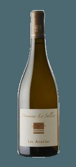 LES ACACIAS 2016 - DOMAINE LE SOLLIER