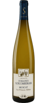 MUSCAT 2016 - LES PRINCES ABBES - DOMAINE SCHLUMBERGER