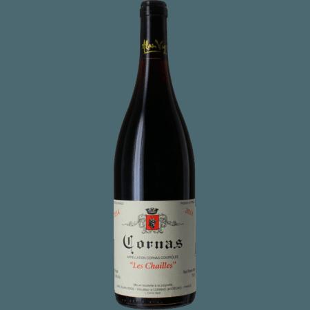 CORNAS LES CHAILLES 2015 - DOMAINE ALAIN VOGE