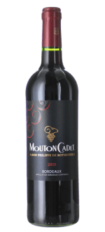 MOUTON CADET 2015 - BARON PHILIPPE DE ROTHSCHILD