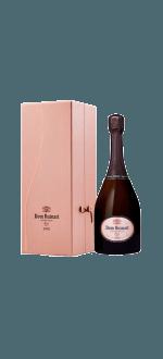 Champagne DOM RUINART ROSE 2002 - Coffret de luxe
