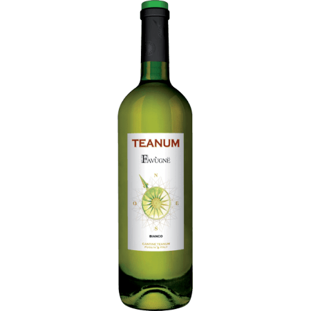 CANTINE TEANUM - FAVUGNE BIANCO 2016