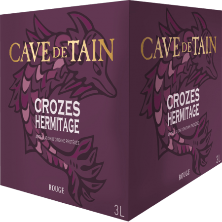 CUBI CROZES-HERMITAGE GRAND CLASSIQUE - CAVE DE TAIN