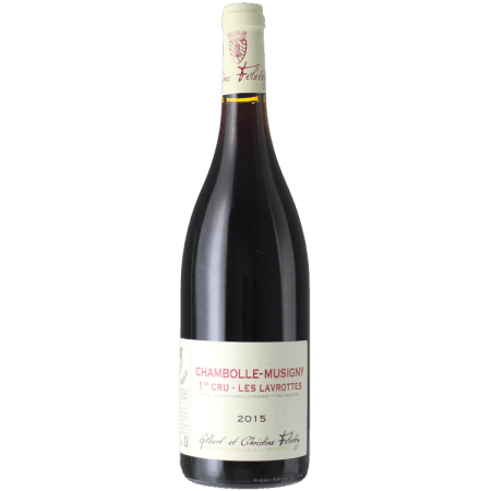 CHAMBOLLE MUSIGNY 1ER CRU LES LAVROTTES 2015 - FELETTIG