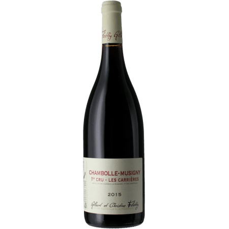 CHAMBOLLE MUSIGNY 1ER CRU LES CARRIERES 2015 - FELETTIG