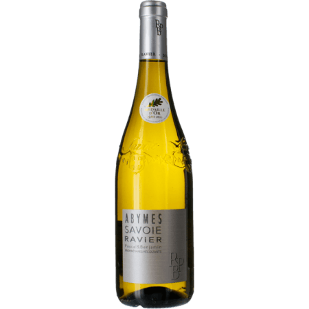 ABYMES 2016 - DOMAINE PASCAL ET BENJAMIN RAVIER