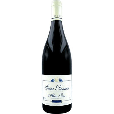 SAINT ROMAIN ROUGE 2015 - ALAIN GRAS