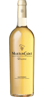 MOUTON CADET RÉSERVE SAUTERNES 2014 - BARON PHILIPPE DE ROTHSCHILD