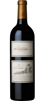 "CHATEAU TOUR DE MIRAMBEAU ""CUVEE PASSION"" ROUGE 2014"