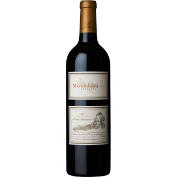 CHATEAU TOUR DE MIRAMBEAU CUVEE PASSION ROUGE 2014