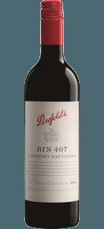 PENFOLDS - BIN 407 CABERNET SAUVIGNON 2015