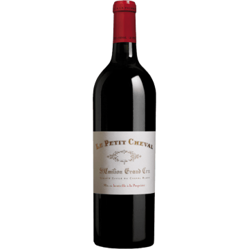 LE PETIT CHEVAL 2012 - SECOND VIN DU CHATEAU CHEVAL BLANC
