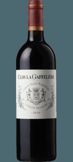 CLOS LA GAFFELIERE 2014 - CHATEAU LA GAFFELIERE