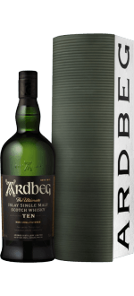 ARDBEG TEN 10 ANS - EN COFFRET WAREHOUSE