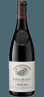 LA LANDONNE COFFRET BOIS 2012 - MAISON DELAS